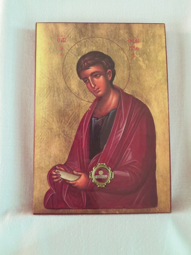 Relic Icon of St Philip