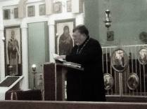 Father David Anderson talk