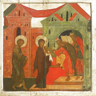 icon, circumcision of the Lord