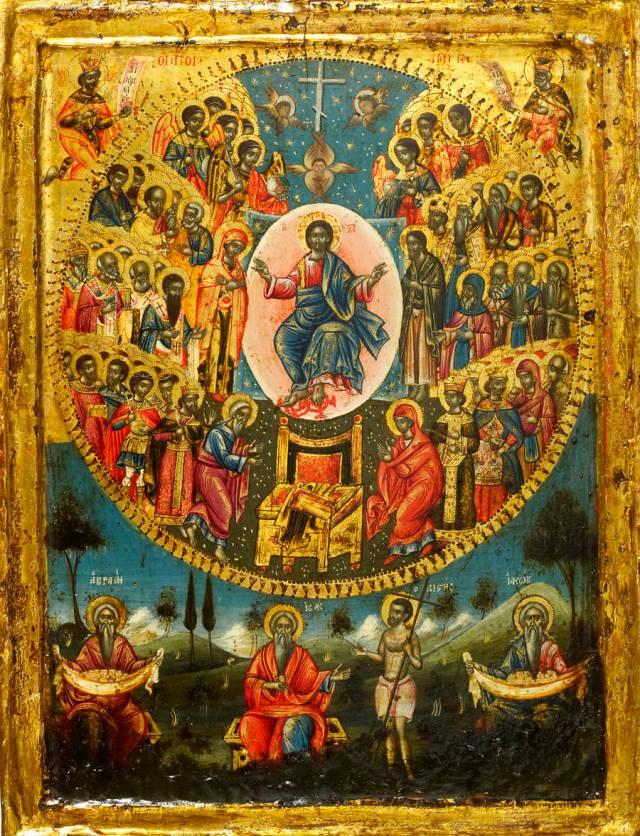Sunday of All Saints
